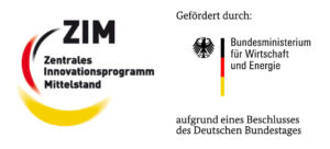 Logo des ZIM-Programms des BMWi