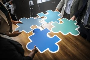 Gemeinsam Lösungen erarbeiten