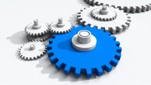 Symbolbild technische Entwicklung