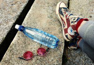 Symbolbild Wasserflasche