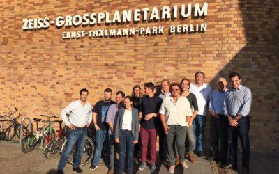Netzwerktreffen in Berlin